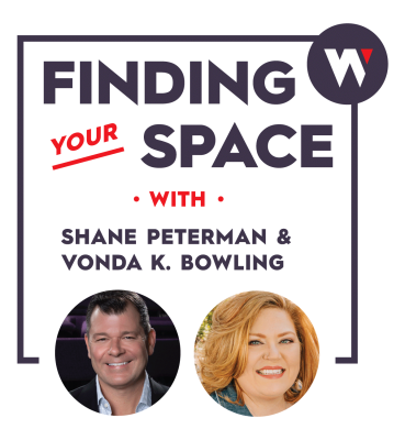 Finding Your Space Masterclass