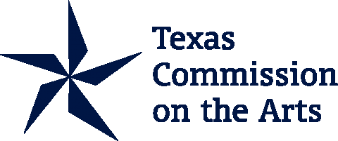Texas Commission Arts Logo